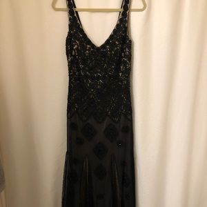 Sue Wong Dresses - Sue Wong Lace Beaded Gown GORGEOUS!!